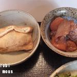 つる来 - 野菜の袋煮と根菜のワイン煮