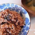 つる来 - 長岡式酵素玄米