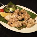 ダバ インディア - 2013.4 ラム肉のムガライカバブ(950円)レアーバージョン