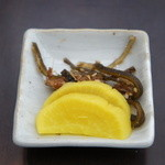 創食浪漫館 トントン - デミカツ丼②
