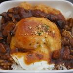 創食浪漫館 トントン - デミカツ丼③