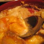 18153267 - フォアグラテリーヌと半熟卵のオーブン焼き