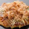 ぷれいす - 料理写真:ふわふわの『お好み焼き』