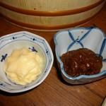 鶏鬨 - マヨor鶏味噌で