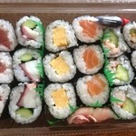 めぐみ寿司 - 料理写真: