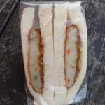 テイクオフ - 野菜コロッケサンド