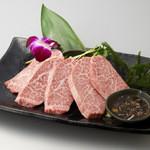 陽山道 - 料理写真:こだわりの厳選黒毛和牛をどうぞ!