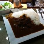 伊達の牛たん本舗 仙台駅3階 牛たん通り店 - 牛たんカレー