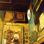 18162159 - ノスタルジックな店内は濃い,濃すぎるがそれがよい.