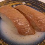 てつりゅう房 - 炙りトロ¥525