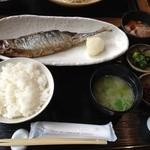 Kaito - にしんの塩焼き