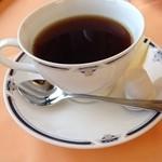 ベルヴェデーレ - コーヒー