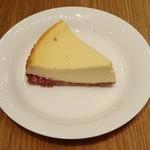 18165685 - 苺のチーズケーキ