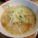 ラーメン海鳴 中洲店 - 魚介トンコツ:700円