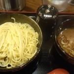 つけ麺 てつ蔵 - 醤油つけ麺大