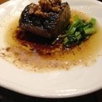 とらぬ狸 - この魚料理が素晴らしかった!失念してしまったが詳細を知りたい。