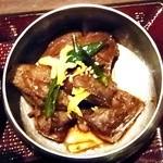 チェゴヤ - 韓式ハプサン定食 :牛肉の煮込み
