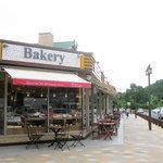 紀ノ川サービスエリア(下り線) スナックコーナー - 紀ノ川サービスエリアにはパン屋もあり!