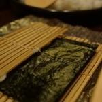舟盛屋 - 巻き寿司セット