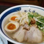 麺's ら.ぱしゃ - 料理写真:ぱしゃ塩ラーメン
