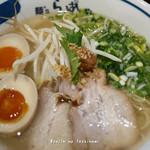 麺's ら.ぱしゃ - 味玉トッピング