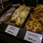 18174206 - パンもあります