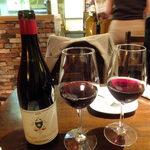 エル アロマ - (o>ω<o)赤ワインも美味しいです/フランス/ニコラ・ペラン/クローズ・エルミタージュ・ルージュ/