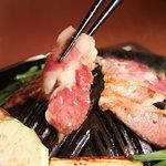 らむ - 料理写真:馬焼肉