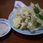 18177820 - カキ天ぷら