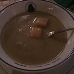 18178314 - セットのスープ