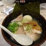 麺処 湊生 - 【2013年3月】特製塩そば