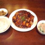 1818798 - マーボ豆腐 定食
