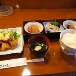食彩料理 さかゑ - 料理写真:本日の日替わりの定食1050円