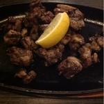 天下鶏いっとく - 料理写真:モモ焼き  504円