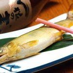 辰巳 - 料理写真:鮎焼き浸しは日本酒、焼酎にぴったり。