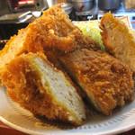 18182269 - 【再訪】鶏メンチカツ