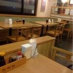幸田町食堂 - 店内