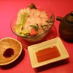 18183063 - 桜鯛刺身
