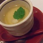 網元本館 - かに茶碗蒸し
