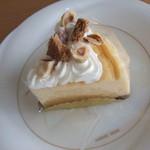 ベンチ - チーズケーキ