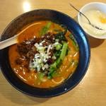 Tokikaisenhinabesaikan - 坦々麺(刀削麺)
