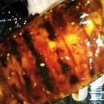 フジグラン - 甘いコクのある味噌味の五平餅です