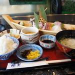 すし処 絲魚 - 刺身定食
