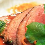 プチレストラン 雅司亭 - 鴨肉のロースト
