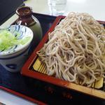 清福食堂 - 料理写真:もりそば