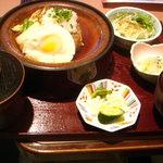 1819328 - ハンバーグ定食@1000円です