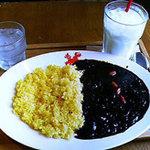 TokyoRoux - 黒糖のブラックカレー