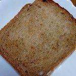 パン香房 キャビン - 天然酵母五穀食パンのトースト