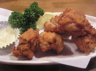 海鮮や辰海 - 定番の地鶏の唐揚げもご用意いています!!