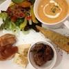 グッドタイムカフェ - 料理写真:ランチの前菜ワンプレート☆